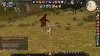 Shaiya-lvl53 Um archer soloing
