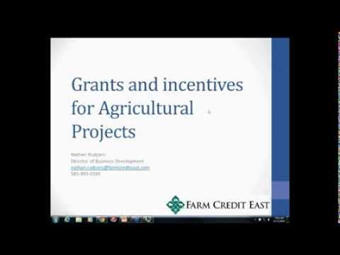 Navigating the Agricultural Grant Process