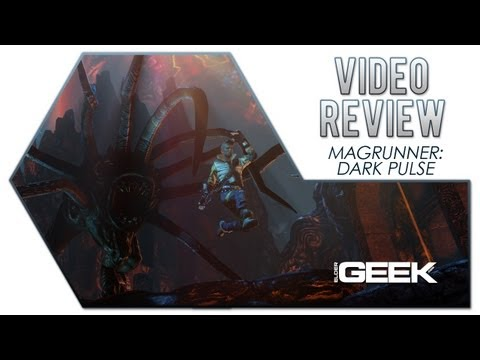 MagRunner: Dark Pulse trailer