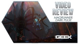 Magrunner: Dark Pulse Video Review