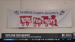 Toys For Tots Kicks Off 2019 Holiday Season