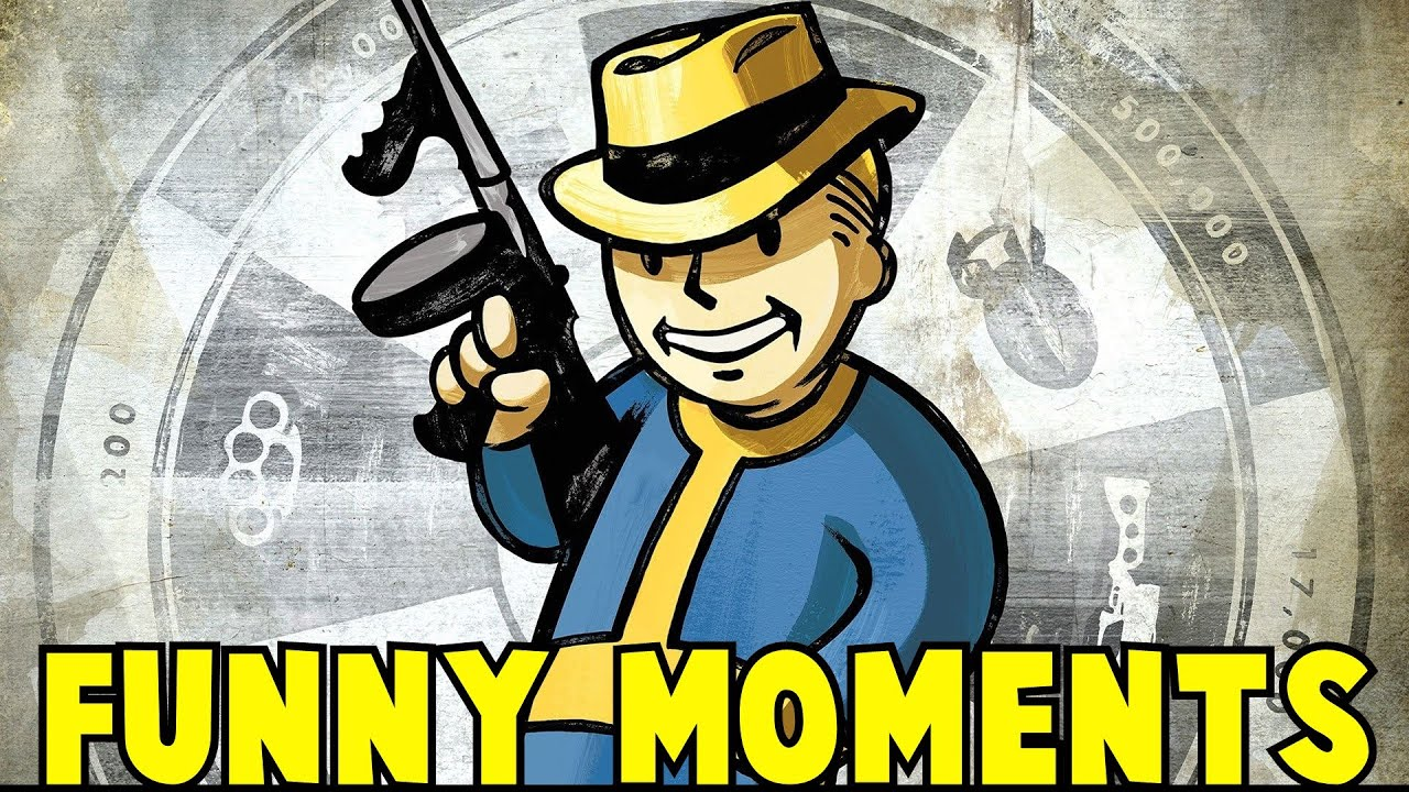 Fallout  Funny Moments