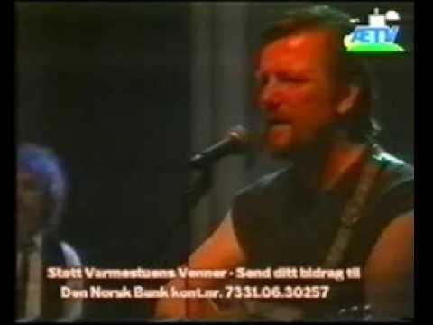 Arve Finne på Breivei Stavanger juni 1996