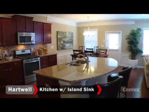 New Homes by Centex – Hartwell Floorplan