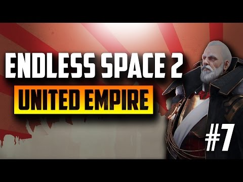 Endless Space 2 - Manpower | Let's Play Endless Space 2 United Empire Civilization Gameplay