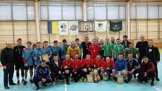Турнир по мини футболу памяти В В Семененко 29 02 2020