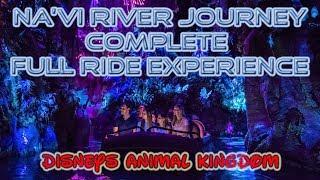 Na'vi River Journey Full Ride POV at Pandora: World of Avatar