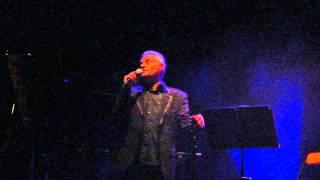 NOTTE BELLA MAGNIFICA - AMEDEO MINGHI LIVE - TEATRO DIANA Napoli - 28/04/2015