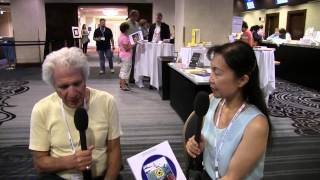 """World Future Society 2013 With Michael Sales For """"Life Sustaining Organizations, A Design Guide"""""""