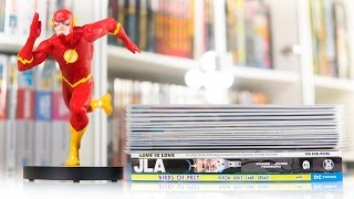 New Year's Day Haul feat. The Flash Statue by Francis Manapul