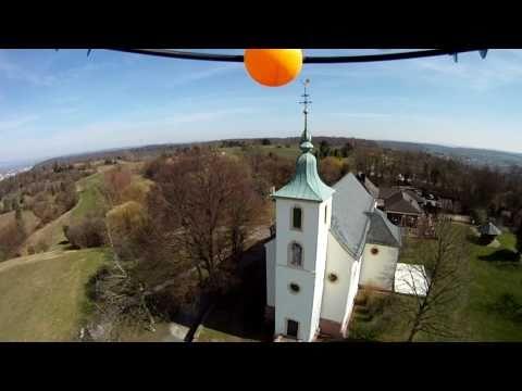 Rundflug über den Michaelsberg