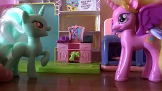 My little pony: Я исправлю двойку! Часть 1.