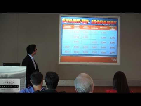 Startup Jeopardy - Propel Track - NWEN Entrepreneur University 2011