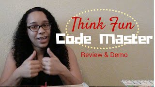 Think Fun Code Master Game Review and Demo