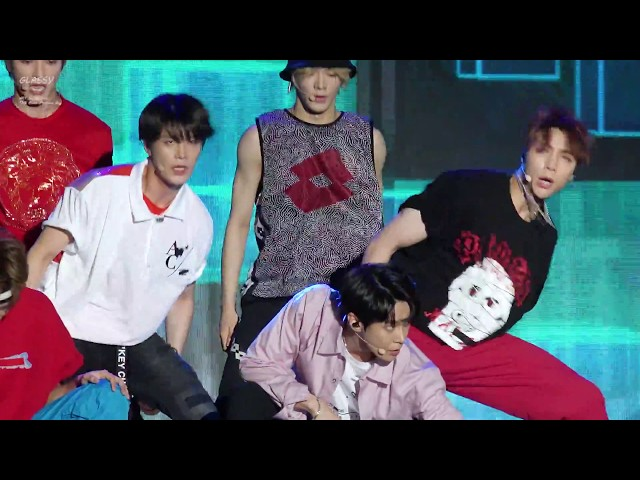 [4K] 180723 NCT127 ??(DOYOUNG) Cherry Bomb ?? @?? ??????