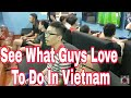 Mostly Guys Like Video Games In Vietnam
