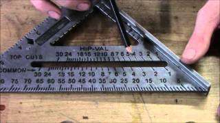 Basics on metric speed square