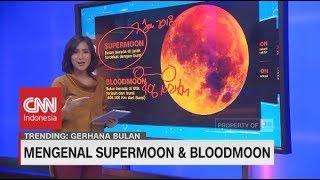 Mengenal Supermoon dan Bloodmoon, Trending: Gerhana Bulan