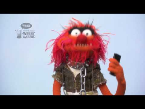 Good News For Mama with Animal | The Webby Awards | The Muppets