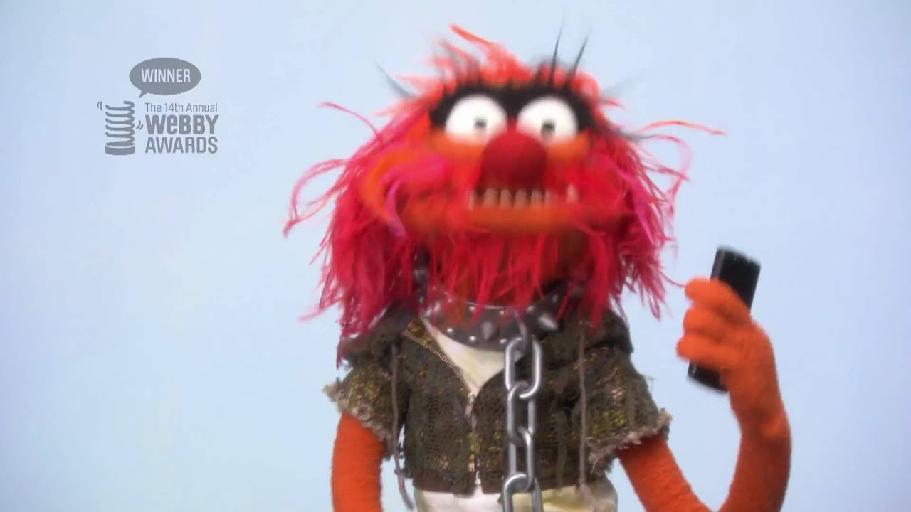 Good news for mama with animal the webby awards the - Animal muppet images ...