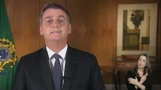 Na TV, Bolsonaro diz que reforma da Previdência diminuirá desigualdade social