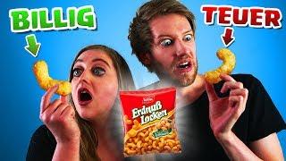 BILLIG VS. TEUER | DAS EXPERIMENT!