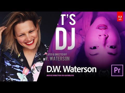 Live Video Editing with D.W. Waterson 1/3
