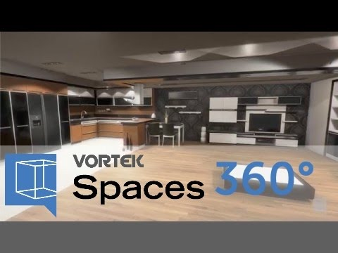 Open Loft 360 - SketchUp Project Into VORTEK Spaces (Results)