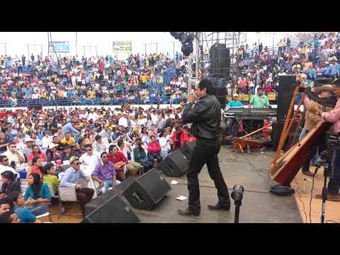DOMINGO GARCIA EN VIVO FERIAS DE VALLE DE LA PASCUA 2014