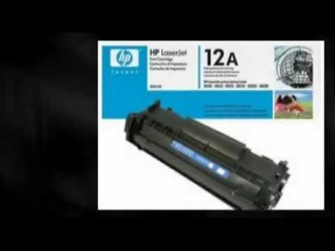 Превосходное качество картриджа HP Q2612a