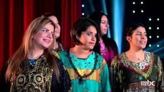 #MBC1 #واي_فاي - اغنية العيد- حلا الترك