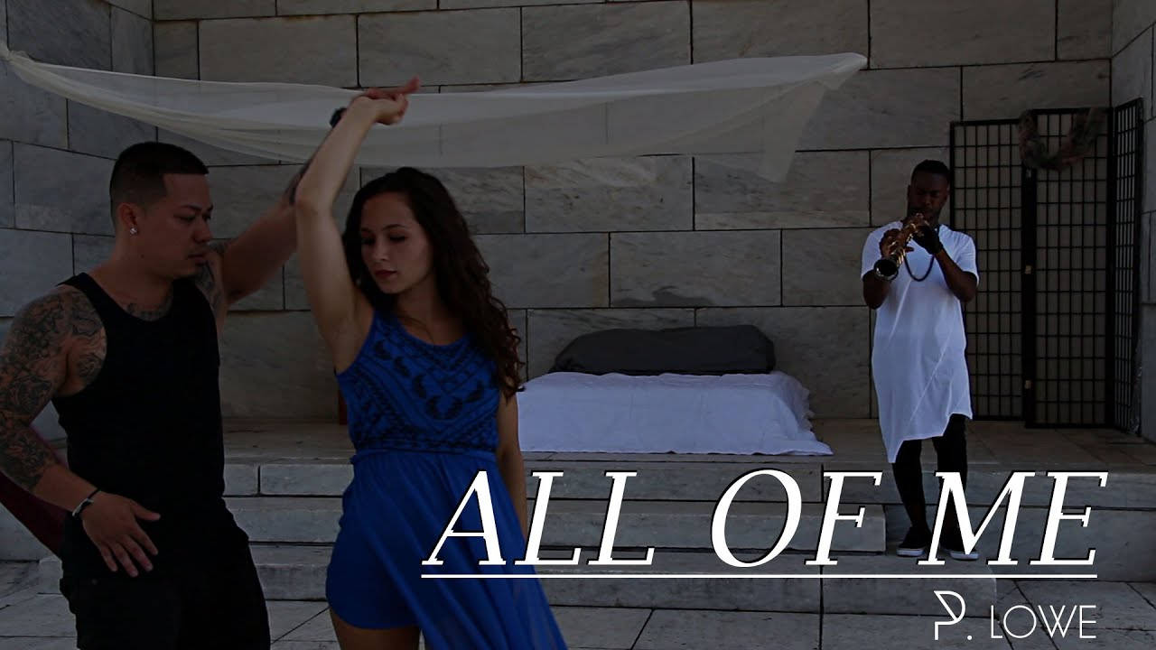 P. Lowe - All Of Me (Official Video) SaxoKizomba 2015 - YouTube