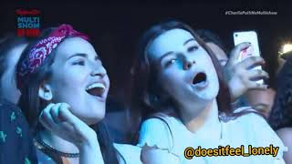 Charlie Puth Cheating on you and I warned myself live at the Rock in Rio - 10/5/2019 #rockinrio