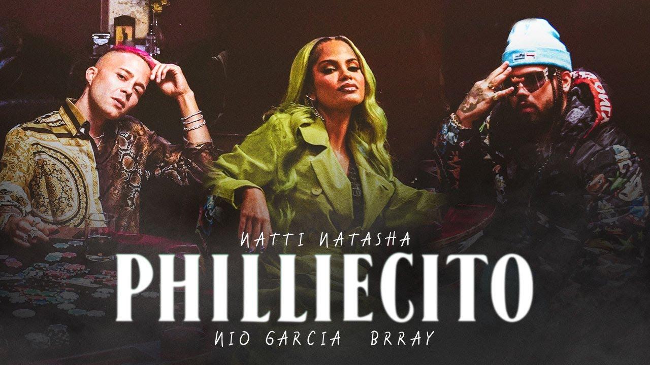 Natti Natasha x Nio Garcia x Brray - Philliecito [Official Video]