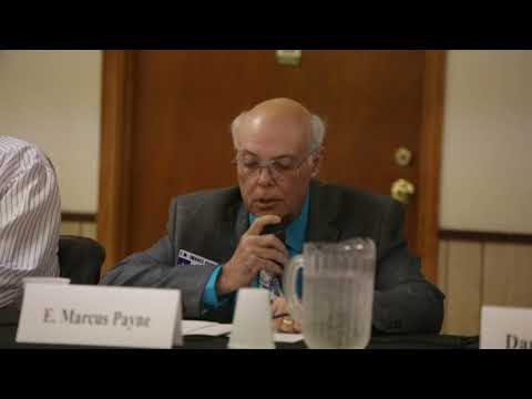 Copperas Cove Candidates 2017 Marcus Payne