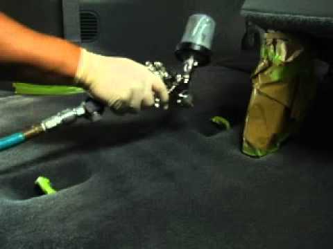 Car Carpet And Fabric Repair And Coloring At Dent Wizard Bellevue Youtube