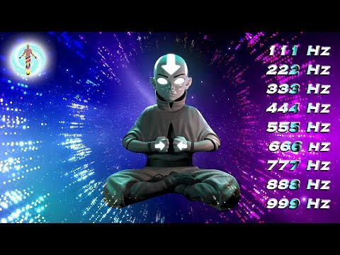 Connect To Your AVATAR ⟫⟫⟫ The 9 ANGEL Numbers (111 - 999) Solfeggio Frequencies 💚 432 Hz Therapy