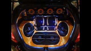Pioneer ts-300s4 1400 watt subwoofer esneme test