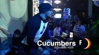 dupodcast 026 4 years of gurus kitchen cucumbers f2