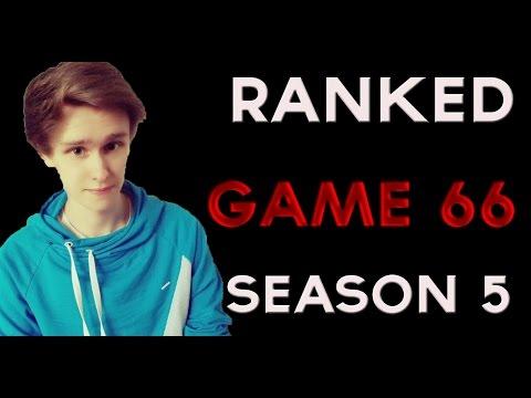 Der verdoomte Ninja ft. Crun : LoL Season 5 | Ranked Game 66