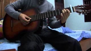 Ký ức ngủ quên - guitar cover