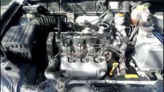 видео Chevrolet Aveo Провалы при разгоне , решение проблемы