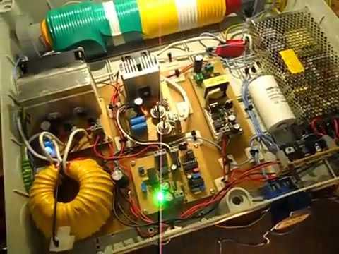 видео: Сборка  генератора СЭ,  часть 2