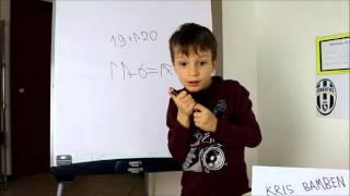Kris Bamben - parole di scienza