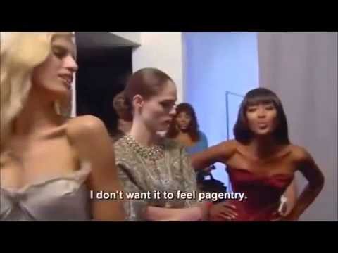 2011 Miss China Luo Zilin in Naomi's US reality TV show 'The Face'