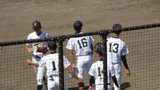 府中東 - 八王子北 2017年7月10日(月)第99回全国高校野球選手権西東京大会[二回戦] thumbnail