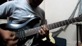 Parikrama:Open skies (guitar cover)