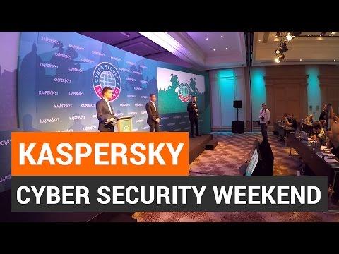 Kaspersky Cyber Security Weekend - Malta, oktobar 2016.