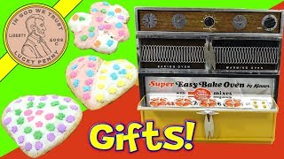 1970 Super Easy Bake Oven - Easy Bake Giftable Goodies Kit For Christmas Gifts Kids Toy Oven Review