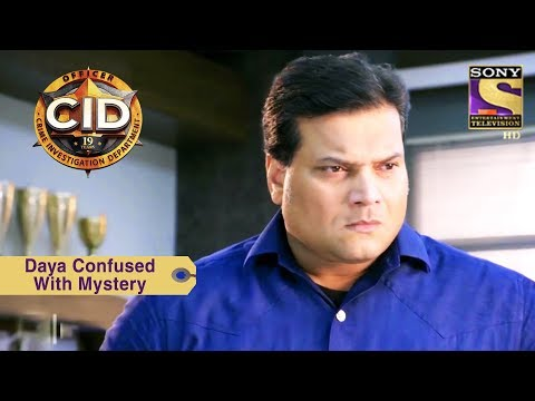 Your Favorite Character | Daya Confused With The Mystery | CID